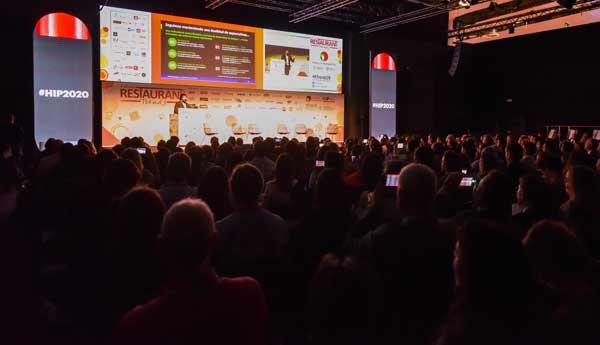 Profesionalhoreca, foro Restaurant Trends en HIP 2020