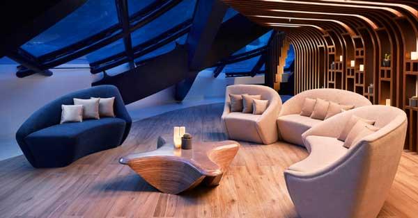 Profesionalhoreca, lobby del hotel ME Dubai