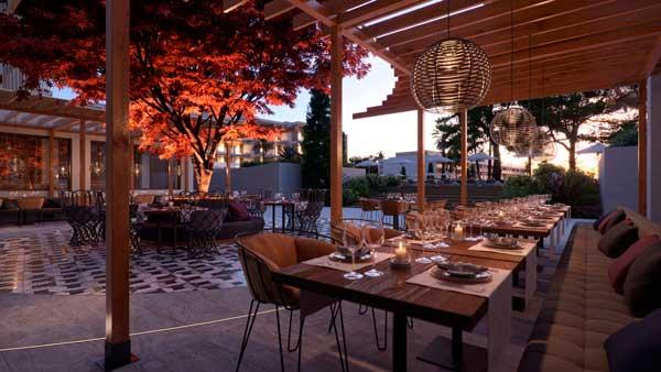 Profesionalhoreca, restaurante asiático Anaya del resort Ikos Andalusia, en Estepona