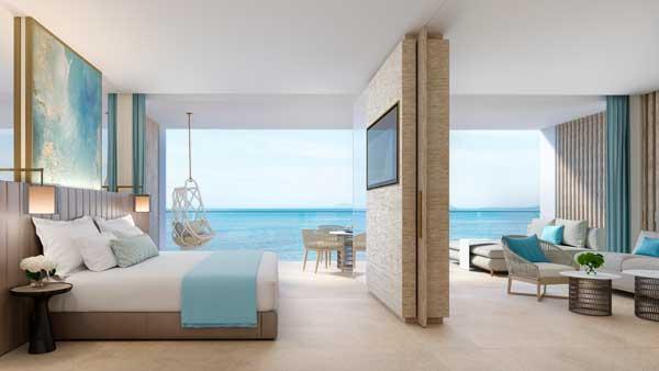Profesionalhoreca, suite del resort Ikos Andalusia, en Estepona