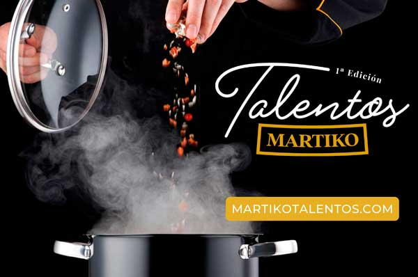 Profesionalhoreca, concurso Talentos Martiko