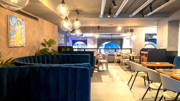 Profesionalhoreca, sala del primer Blue Moon Taphouse en Madrid