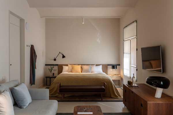 Profesionalhoreca, habitación del hotel Casa Cacao