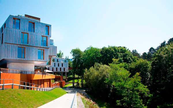 Profesionalhoreca, fachada de Arima Hotel