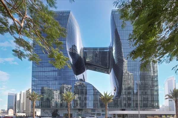 Profesionalhoreca, fachada del hotel ME Dubai