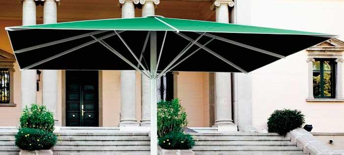 Profesionalhoreca, parasol para hostelería de Momobel