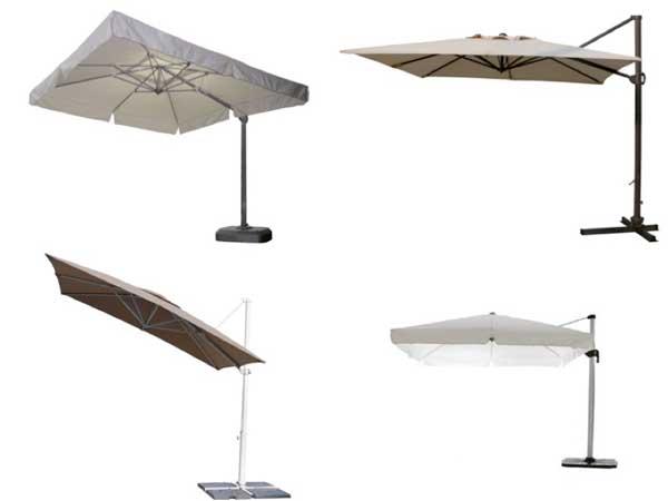 Profesionalhoreca, parasoles para hostelería de Momobel