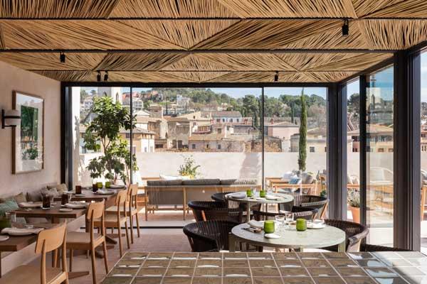 Profesionalhoreca, terraza del hotel Casa Cacao