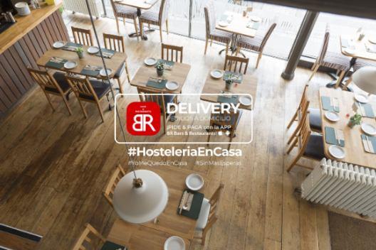 profesionalhoreca, BR Bars & Restaurants, #HosteleriaEnCasa