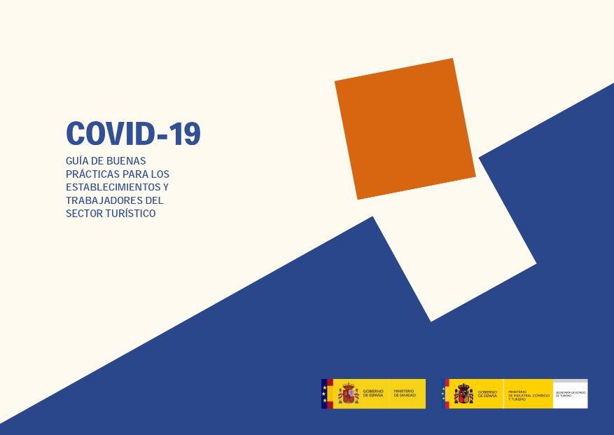 profesionalhoreca, Guía de buenas prácticas para los establecimientos y trabajadores del sector turístico, COVID-19