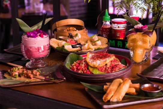 profesionalhoreca, platos de Kamado Asian Food