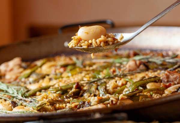 Profesionalhoreca, paella valenciana del restaurante Berlanga