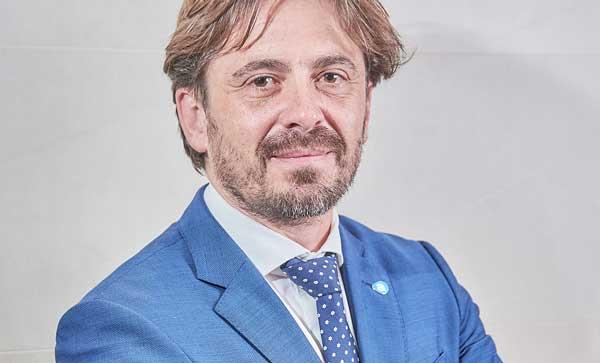 Jorge Marichal, presidente de Cehat