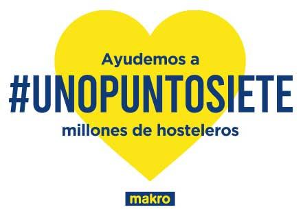 Profesionalhoreca, Makro, #UnoPuntoSiete