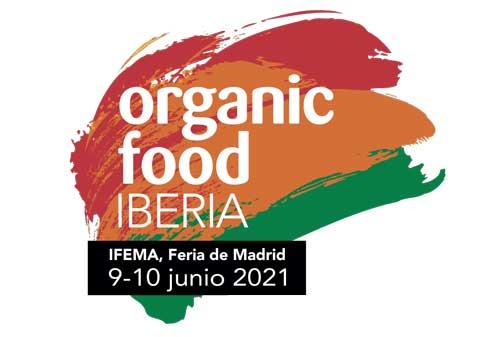 Profesionalhoreca, logo de Organic Food Iberia 2021
