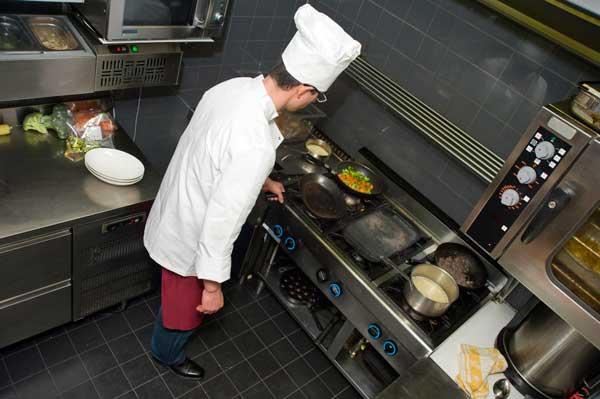 Profesionalhoreca, cocinero