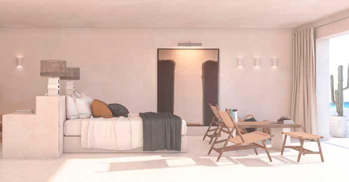 Profesionalhoreca, hotel Casa Formentera, habitación