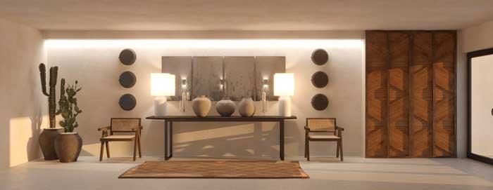 Profesionalhoreca, hotel Casa Formentera, lobby
