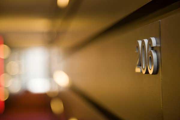 Profesionalhoreca, hotel