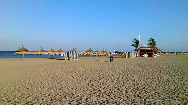 Profesionalhoreca, playa de la Costa Dorada