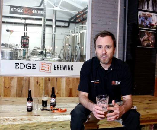 profesionalhoreca, cervecero de Edge Brewing, ganadora del V Barcelona Beer Challenge
