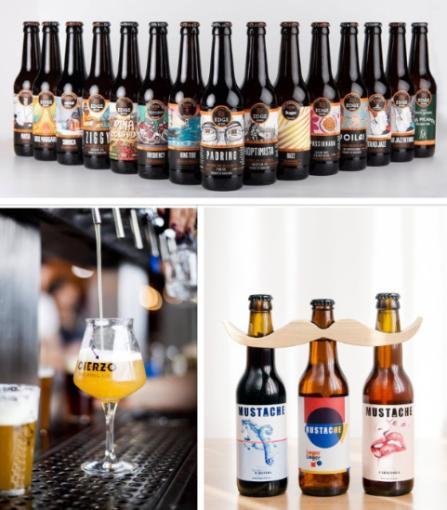 profesionalhoreca, cervezas artesanas del V Barcelona Beer Challenge