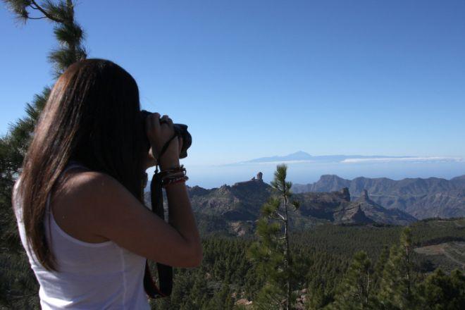 profesionalhoreca, turista sacando una foto, Byhours