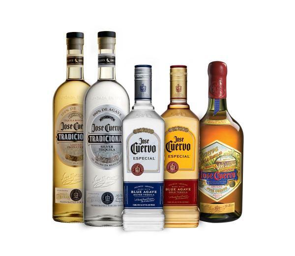 profesionalhoreca, gama de tequilas de Jose Cuervo