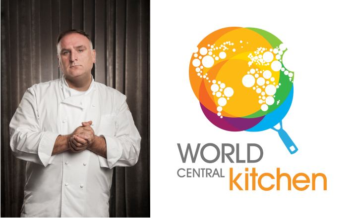 profesionalhoreca, Jose Andrés y World Central Kitchen