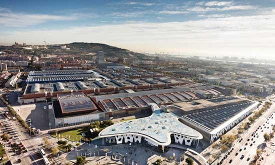 Profesionalhoreca, recinto ferial de Gran Vía de Fira de Barcelona