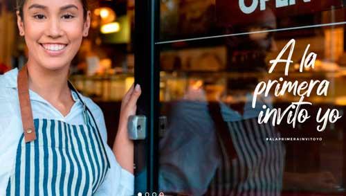 Profesionalhoreca, campaña de Pharmadus #AlaPrimeraInvitoYo para apoyar a la hostelería