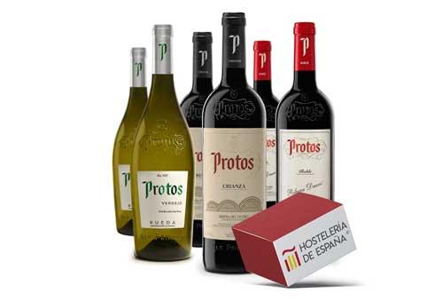 Profesionalhoreca, vinos de Bodegas Protos