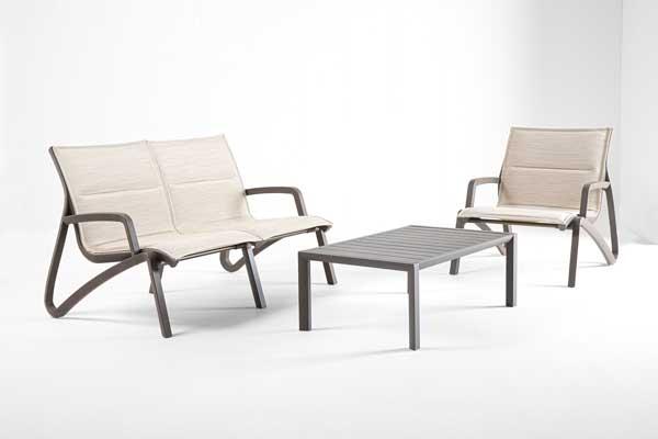 Profesionalhoreca, sillones lounge Sunset Confort