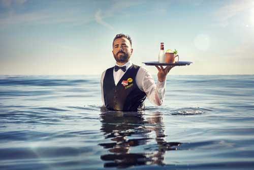 Profesionalhoreca, bartender Borja Cortina, de Schweppes