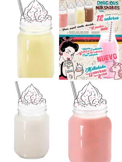 Profesionalhoreca, batidos Delicious Milkshakes, de Zadel