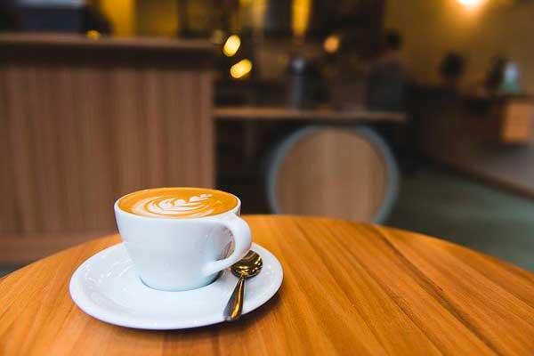 Profesionalhoreca, café en una cafetería