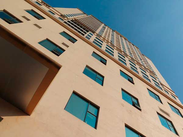 Profesionalhoreca, fachada de un edificio
