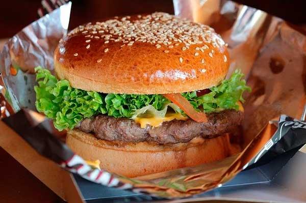Profesionalhoreca, hamburguesa para llevar