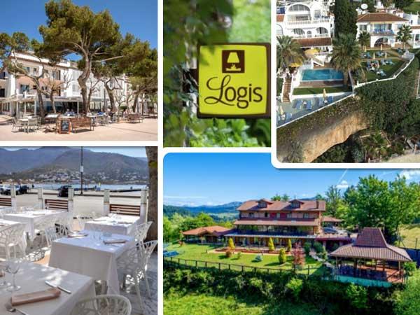 Profesionalhoreca, hoteles y restaurantes de Logis Hotels