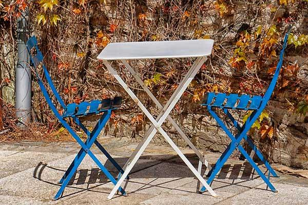 Profesionalhoreca, mesa y sillas de terraza