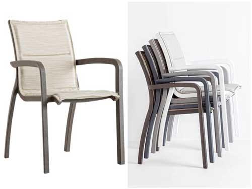Profesionalhoreca, sillón Sunset Confort, Grosfillex