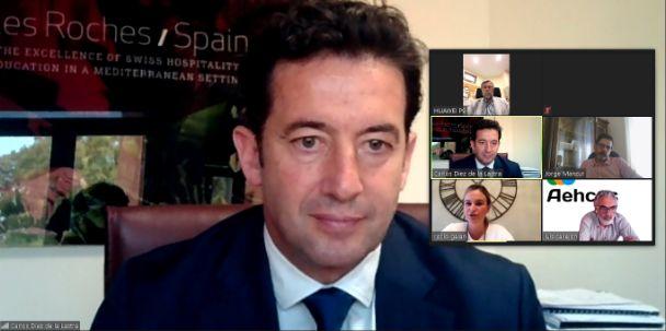 profesionalhoreca, Carlos Díez de La Lastra, director general de Les Roches Marbella