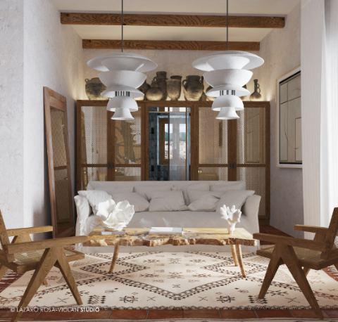 Profesionalhoreca, salón de La Torre del Canónigo Petit Luxury Hotel, en Ibiza