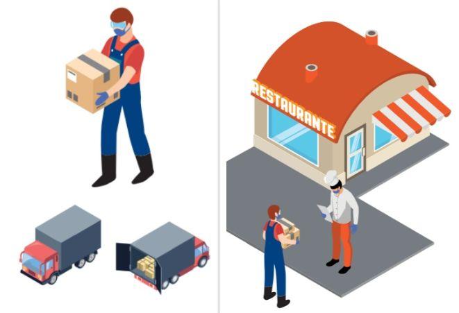 profesionalhoreca, entrega segura de mercancías de Makro