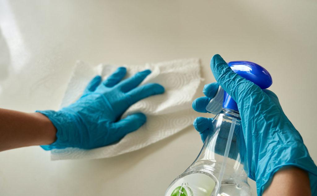 profesionalhoreca, limpieza y desinfección de cama