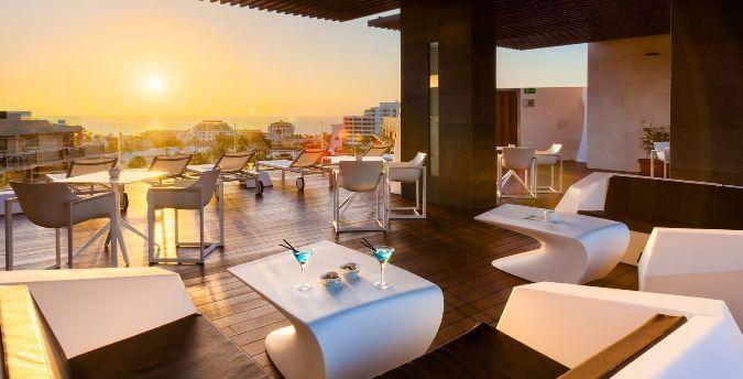 profesionalhoreca, terraza de hotel