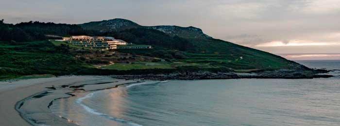 Profesionalhoreca, vista del Parador de Costa da Morte desde el mar