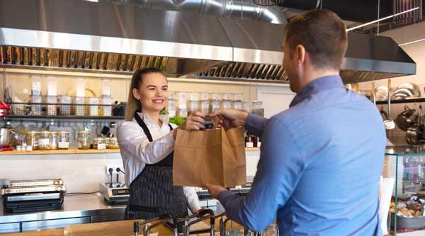 Profesionalhoreca, entrega de comida para llevar o take away