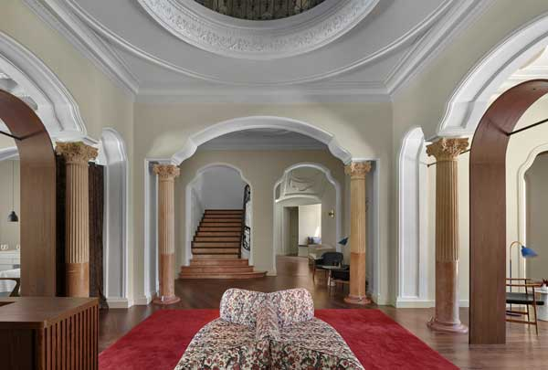 Profesionalhoreca, lobby del hotel Torre del Remei