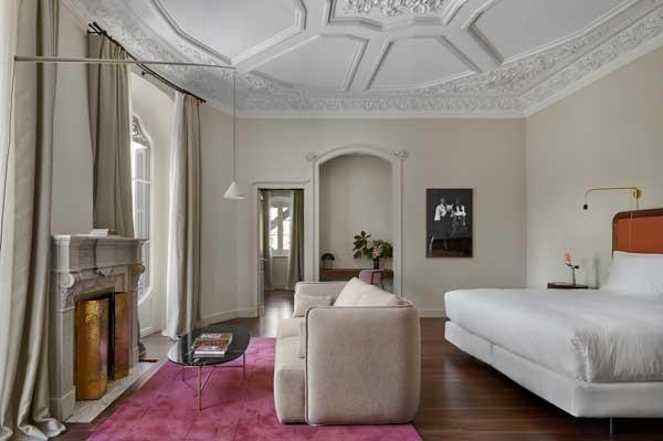 Profesionalhoreca, suite del hotel Torre del Remei